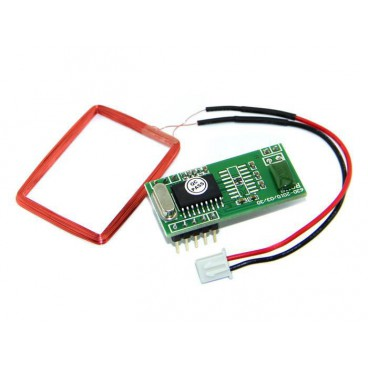 RFID 125kHz - UART modules