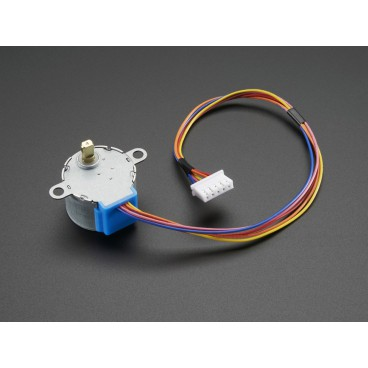 Small motor not not have 5V with reducer