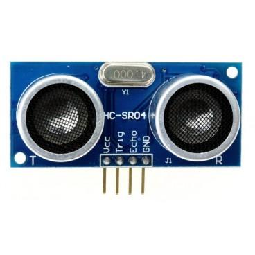 HC-SR04 ultrasound distance sensor