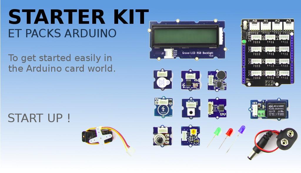 Pack et Starter Kit